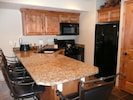 Breakfast Bar, Fully Loaded Kitchen, Upgraded Appliances, Granite Counter Tops