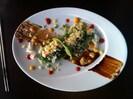 Appetizer - Flying Fish Restaurant - Port Lucaya