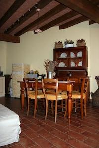 Stellata, Bondeno, Emilia-Romagna, Italië