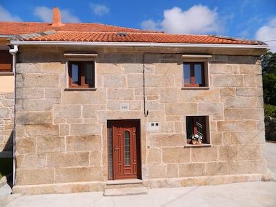 Pedrafigueira, Carnota, Galicië, Spanje
