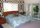 Upstair's Master large bedroom with a View of Acapulco Bay