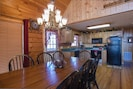 Fully Equipped Kitchen,Dinning Room Seats 10,
