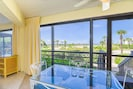 From Almost Every Part Of The Condo There Are Unobstructed Views Of The Gulf