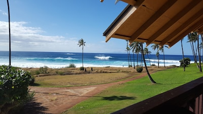 Enjoy the View from our Lanai.