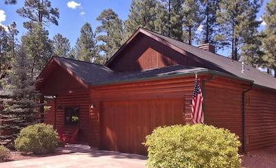Juniper Lodge, Summer