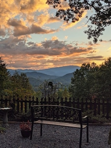 Guests shared this beautiful photo of Retreats view.