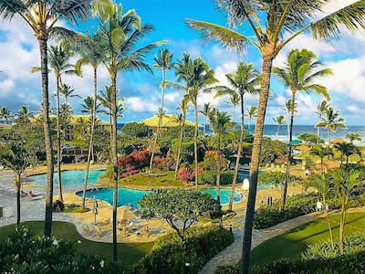 2417 Oceanfront Resort Lihue