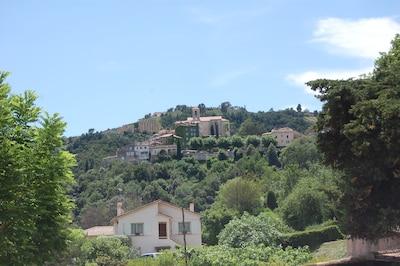 Auribeau-sur-Siagne, Département Alpes-Maritimes, Frankreich
