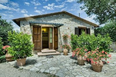 Il Molino di Grace Winery, Greve in Chianti, Tuscany, Italy