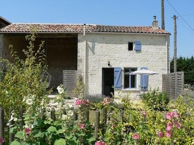 Kanton Chef-Boutonne, Deux-Sèvres (departement), Frankrijk