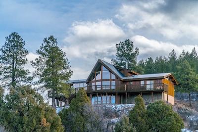 Piedra River Hot Springs, Bayfield, Colorado, United States of America