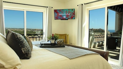 Wake up to the views of Medano Beach each morning!