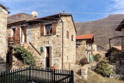 Ottone, Emilia-Romagna, Italien