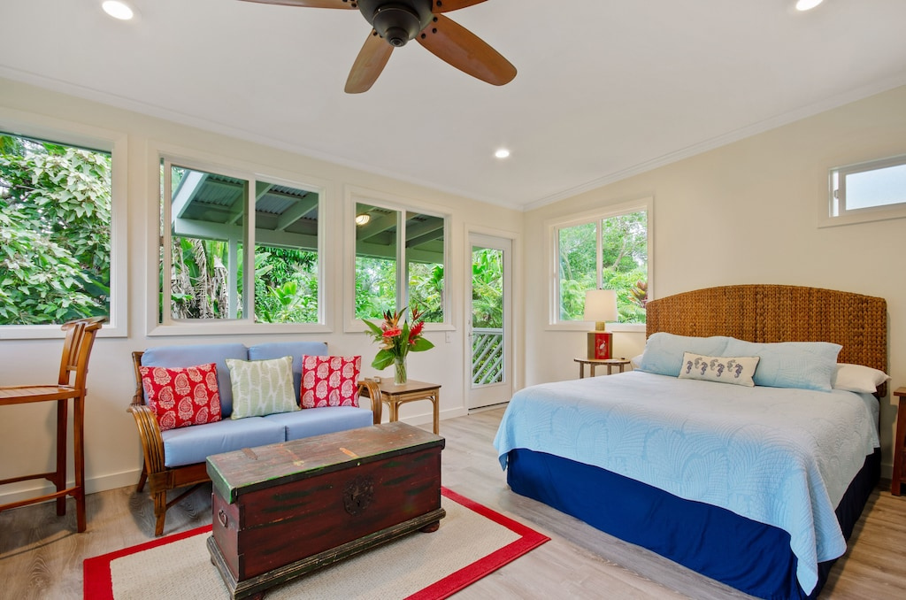 This Hilo vacation rental is a wonderful place to stay on Hawaii Island