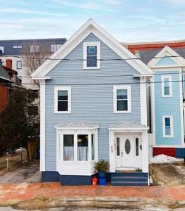 East Bayside, Portland, Maine, United States of America