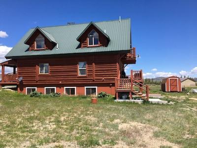 Virginia City Ranches, Ennis, Montana, États-Unis d'Amérique