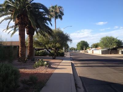 Nice, clean, safe, quiet neighborhood