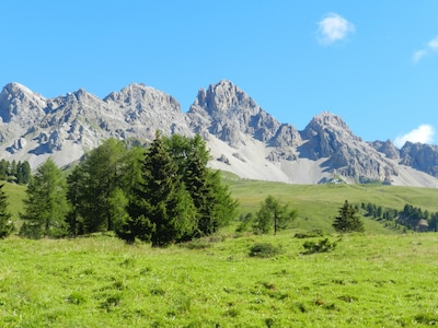 Col Margherita Cable Car, Moena, Trentino-Alto Adige, Italy