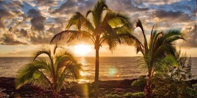 Sunrise at Pali Hale