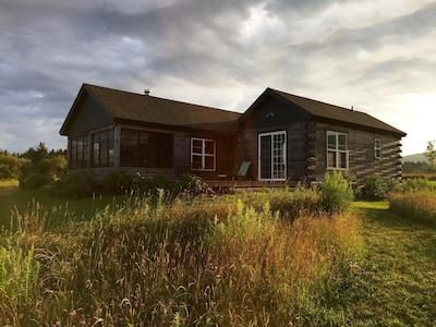 Margaree Forks, Nouvelle-Écosse, Canada