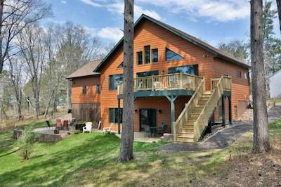 Whitefish Lake, Gordon, Wisconsin, United States of America