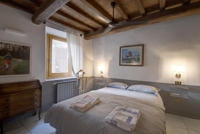Bracciano-See, Latium, Italien
