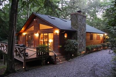 Indian Rock Springs, Murphy, North Carolina, United States of America