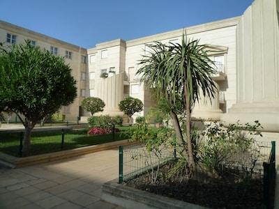 Antigone, Montpellier, Herault (department), France