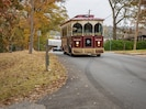 Free trolley rides to several locations in Downtown Branson