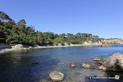 Magaud Beach, Toulon, La Garde, France