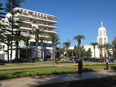 Le plus bel immeuble du Parc !