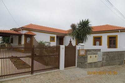Gare d'Espinho-Vouga, Espinho, District d'Aveiro, Portugal