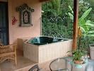 Rental Villa Outdoor Jacuzzi