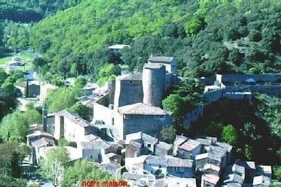 Pézènes-les-Mines, Hérault (département), France
