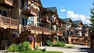 Beautiful Treasury Point Townhomes in summer