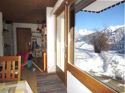 Zervreilasee Lake, Vals, Graubuenden, Switzerland