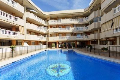 Bonito Apartamento Junto al Mar