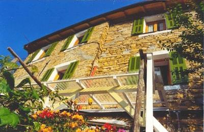 Mein Ferienhaus mit  -Ferienwohnung Argallo und Appartement Argallo