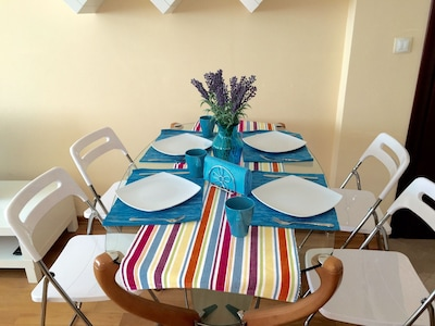 Enjoy your meal at Anna's Home!