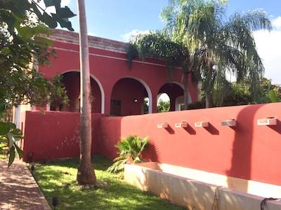 The stunning Hacienda Kaua