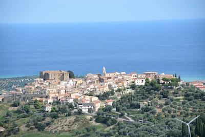 Calopezzati, Kalabrien, Italien