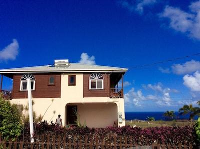Jardins botaniques Andromède, Bathsheba, Saint Joseph, Barbade