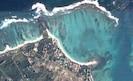 La villa nichee au bord de l'ocean