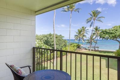 Parc de la plage d'Haleiwa Ali'i, Haleiwa, Hawaï, États-Unis d'Amérique