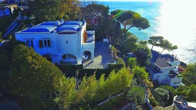 Spiaggia di Arenzano, Arenzano, Liguria, Italia