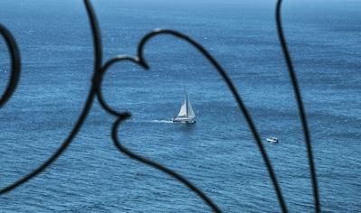 Meravigliosa vista mare a 180°, nel cuore della Comunione Pineta di Arenzano