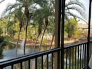 tranquil view of the lanai