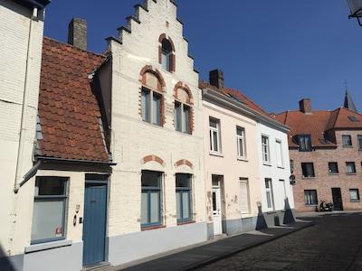 Sint-Gillis, Brügge, Bezirk Flandern, Belgien
