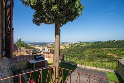 Castelfalfi Golf Course, Montaione, Tuscany, Italy