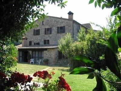 Unsere Villa Casale Rotanselva
